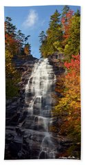 Arethusa Falls II Bath Towel