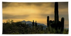 Arizona And The Sonoran Desert Hand Towel