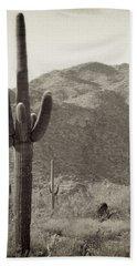 Arizona Desert Hand Towel