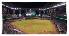 Arizona Diamondbacks Baseball 2591 Bath Towel