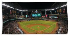 Arizona Diamondbacks Baseball 2639 Hand Towel