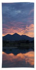 Arizona Sunset 2 Bath Towel