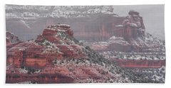 Arizona Winter Hand Towel
