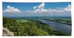 Hand Towel featuring the photograph Arkansas River by Allin Sorenson
