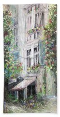 Arles Bath Towel by Robin Miller-Bookhout