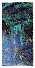 Armageddon 2016 1 Hand Towel by Richard W Linford