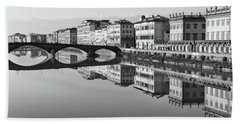 Arno Reflections 1 Bath Towel