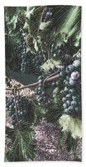 Arrington Vineyards Splendor Bath Towel by Luther Fine Art