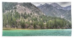 Arrow Bamboo Lake Hand Towel
