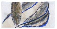 Art Doodle No. 21 Bath Towel