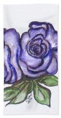 Art Doodle No. 26 Bath Towel