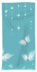 Art En Blanc - S11a Bath Towel