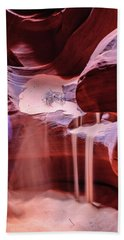 Art From Antelope Canyon Hand Towel