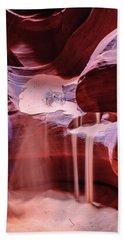 Art From Antelope Canyon Bath Towel
