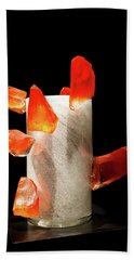Art In Glass Hand Towel