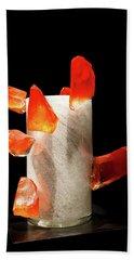 Art In Glass Bath Towel