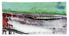 Art Print Abstract 97 Bath Towel