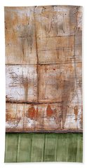 Art Print Abstract 35 Bath Towel