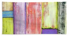 Art Print Abstract 47 Hand Towel