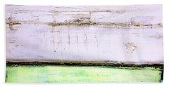 Art Print Abstract 87 Bath Towel