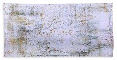 Art Print Abstract 96 Hand Towel