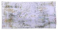 Art Print Abstract 96 Bath Towel