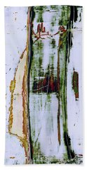 Art Print Forest Hand Towel
