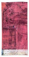 Art Print Redwall 3 Hand Towel