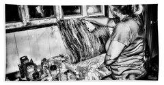 Artist At Work Hand Towel