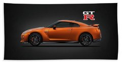 The Gt-r Hand Towel