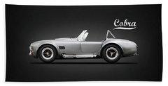 Shelby Cobra 427 Sc 1965 Bath Towel