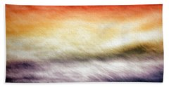 Hand Towel featuring the photograph Palette In The Sky by Bill Kesler