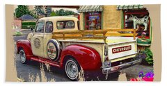 1949 Chevy Truck Hand Towel