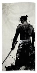 Ronin Bath Towel