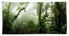 Cloud Forest Bath Towel