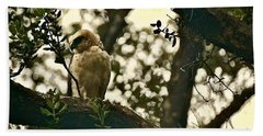 Io - Hawaiian Hawk Bath Towel