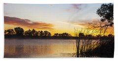 Sunrise Brady Hand Towel by Bill Kesler