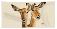 Impalas Bath Towel