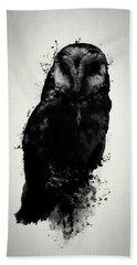 Owl Bath Towels