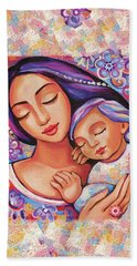 Dreaming Together Bath Towel