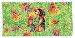 The Dance Of Tara Hand Towel