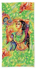 The Dance Of Tara Hand Towel by Eva Campbell