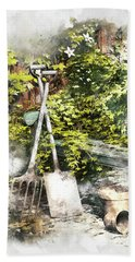 Garden Seat Bath Towel