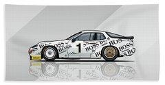 P 924 Carrera Gtp/gtr Le Mans Hand Towel