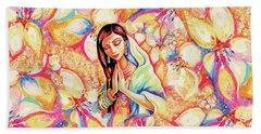 Little Himalayan Pray Hand Towel
