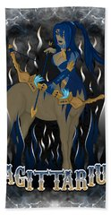 The Archer Sagittarius Spirit Bath Towel