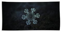 Real Snowflake - Ice Crown New Hand Towel