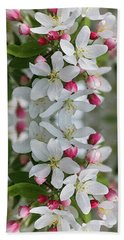 Crabapple Blossoms 12 - Hand Towel