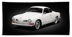 Karmann Ghia Bath Towel