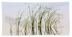 Graceful Grass Bath Towel